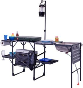 GCI Outdoor Master camp kitchen with sink