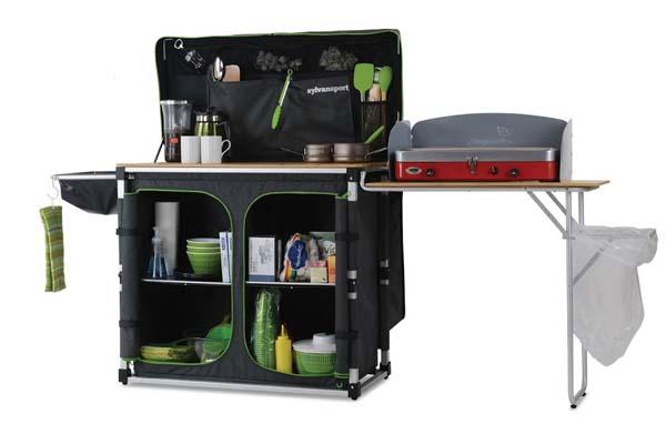 SylvanSport camping kitchen
