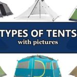 types of tents with pictures