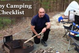 baby camping checklist