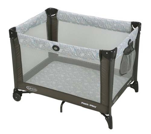 graco pack n play for camping
