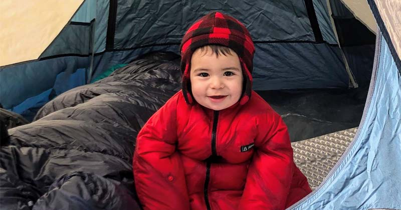 toddler camping essential gear