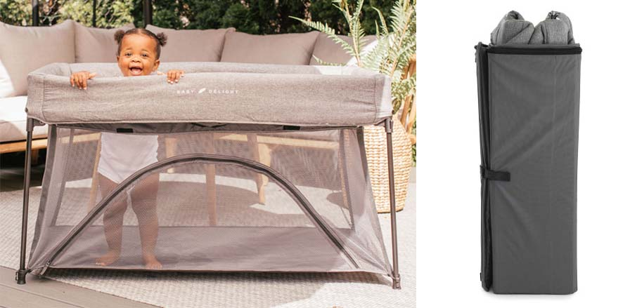 baby delight portable playpen
