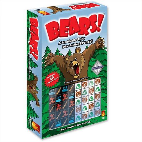 Bears dice game