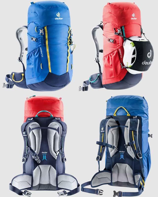 Deuter Climber kids backpacking pack
