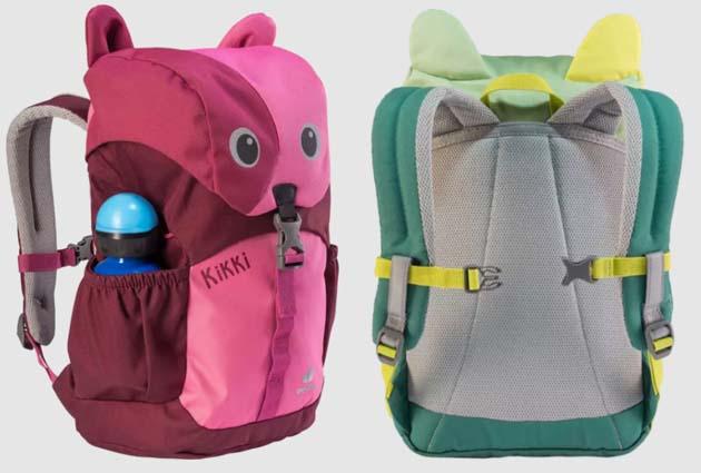 Deuter Kikki hiking backpack for little kids
