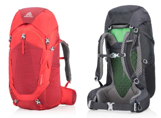 Gregory Wander 50 youth backpacking pack