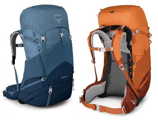 Osprey Ace 50 kids backpacking pack