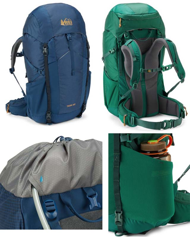 REI Tarn 40 youth backpacking pack