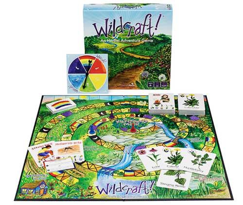 Wildcraft board game