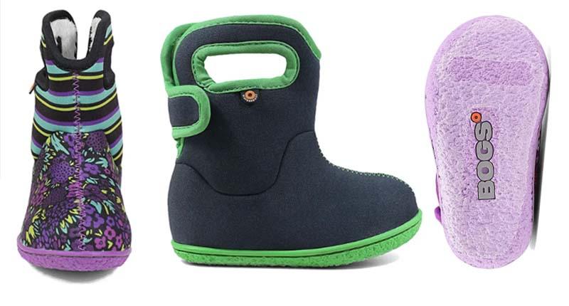 Baby Bogs rain boots
