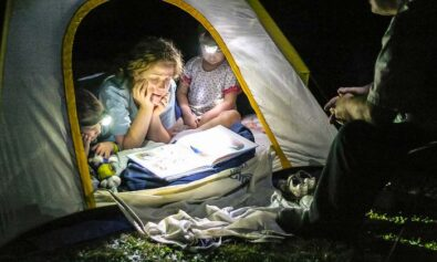 best kids headlamps for camping