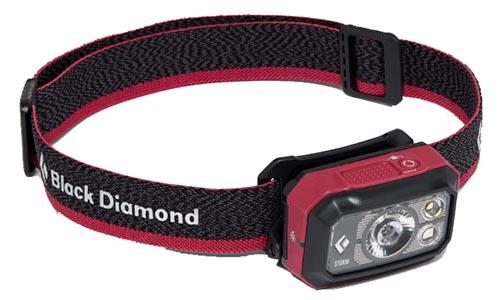 Black Diamond Storm 400 headlamp for kids