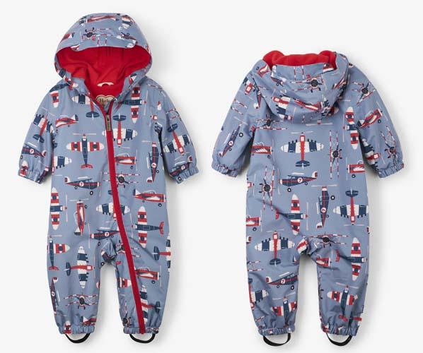 hatley rain suit bundler for babies