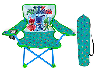 Jakks pacific toddler camping chairs with cute designs