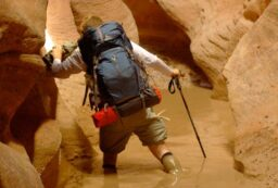 Paria Buckskin Gulch packing list