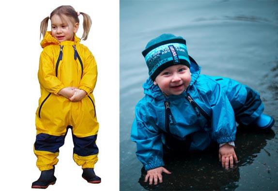 Tuffo Muddy Buddy Baby Rain Suit