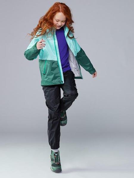REI kids rainwall waterproof pants