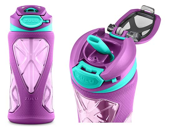 Zulu Torque Kids Water Bottle review