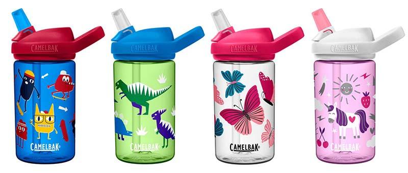 camelbak eddy+ kids water bottle