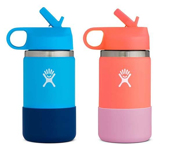 hydro flask 2 kids stainless steel water bottle