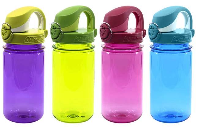 nalgene on the fly kids water bottle